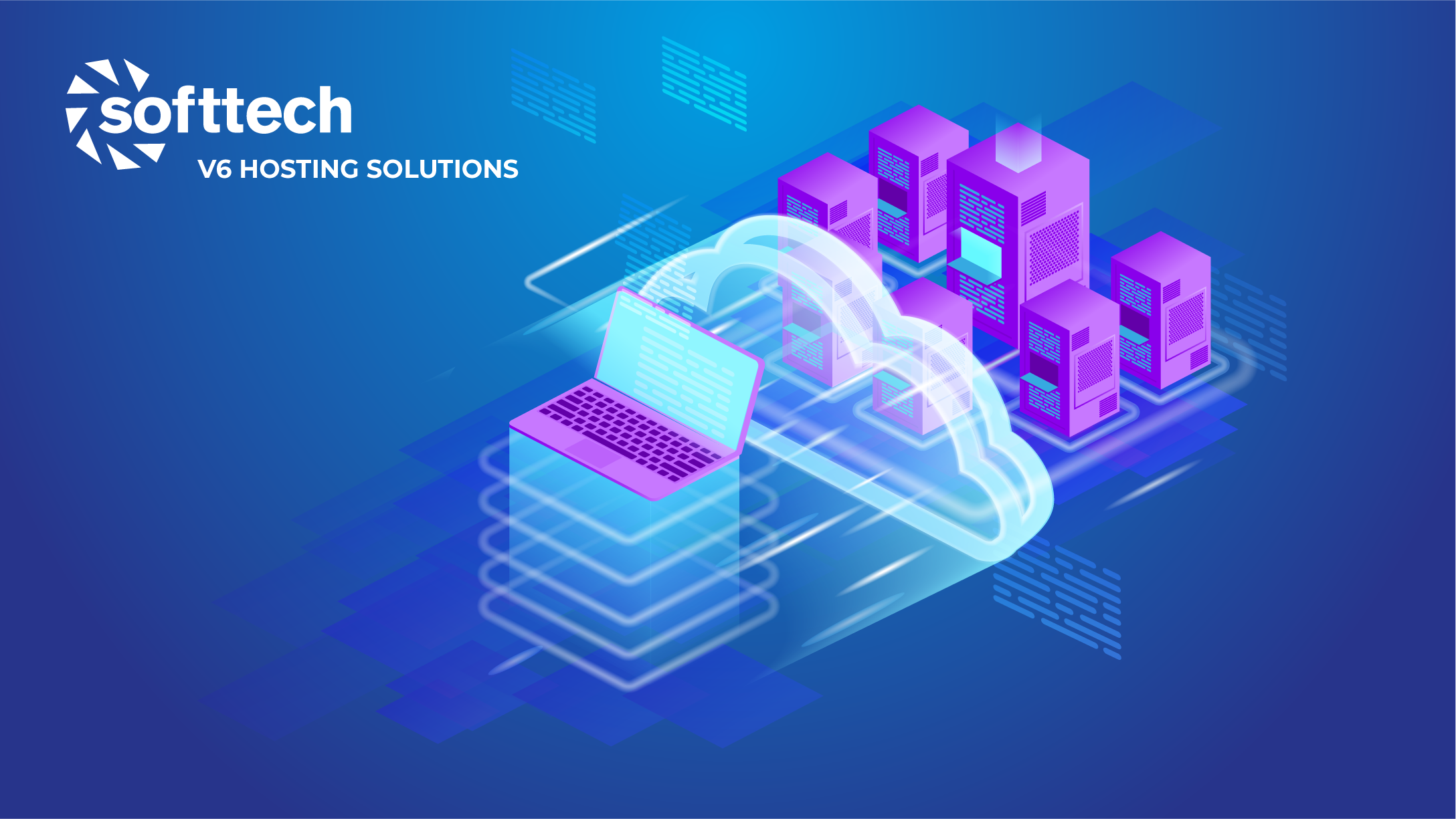 Soft Tech V6 Hosting Solutions