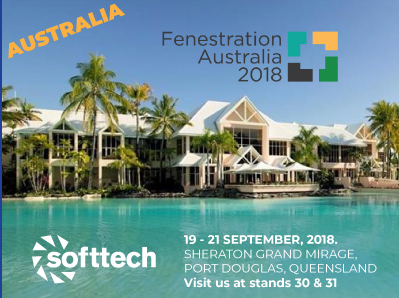 Soft Tech attends Fenestration Australia 2018